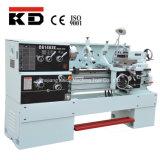 Máquina de torneado de trabajo C6140zk de la precisión del metal