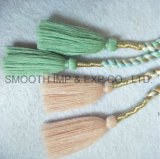Оптовая торговля модный аксессуар декоративный занавес швейной Tassel ремень из текстиля