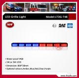 Aluminiumlegierung-warnendes Gitter-Licht (LTDG-T48)