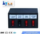 Коробка переключателя Kzq-004-1 регулятора штанги предупредительного светового сигнала СИД