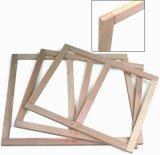 D'épaisseur différente des barres de civière en bois de pin 2 pcs enveloppé rétractables