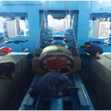 Voiture de changement de rouleau/accessoires pour le laminoir à froid de la machine