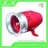 Sirena elettronica del motore del fuoco, sirena del motore (HC-390)