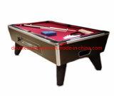 7FT 8FT 9FT de Lijst van de Pool van de Snooker van de Verrichting van het Muntstuk