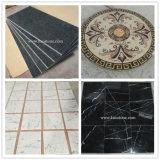 Granito Polished naturale/marmo/travertino nero/bianco/grigio/pavimento di mosaico/mattonelle di pietra della piscina per la pavimentazione/parete/stanza da bagno/il materiale da costruzione