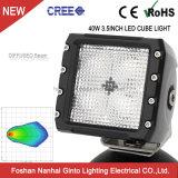 Emark 40W Spot LED diffuses 3,5 d'inondation de lampe de marche arrière (GT14105)