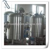 専門の醸造業者のための中国のクラフトビールビール醸造所の醸造装置