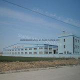 研修会のための単一の大きいスパンの鋼鉄構築の建物