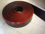 Feuille en caoutchouc de joint utilisée avec la bande de conveyeur