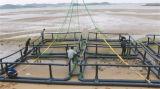 深海の正方形の浮遊栽培漁業のケージ