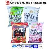 L'abitudine ha stampato il sacchetto dell'alimento sigillato sacchetto di plastica della chiusura lampo di imballaggio per alimenti/sacchetto laminato di abitudine dell'alimento