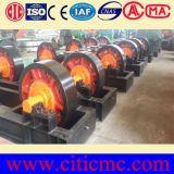 Delen van de Roterende Oven van de Kalk van de Rol van Hic van Citic de Ondersteunende