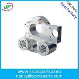 Kundenspezifische Edelstahl-hohe Präzision CNC-maschinell bearbeitenauto-Ersatzteile, CNC bearbeiteten Teile maschinell