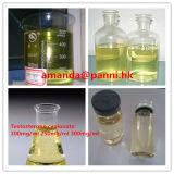 Dosificación inyectable del petróleo del propionato 100mg de la testosterona