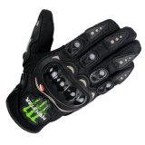 Motocross (MAG24)를 위한 까만 새 모델 모터바이크 장갑