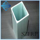 Clarabóias de plástico reforçado por fibra Pultruded Perfil de tubo quadrado