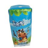 200ml Prisma aseptischer Ziegelstein-Karton für Milch