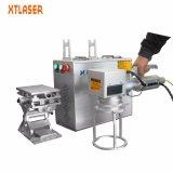 De kleine Laser die van de Vezel van het Roestvrij staal de Vervaardiging van de Machine van de Gravure merken