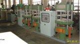 두 배 수압기 가황 기계 고품질 기계