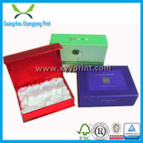 Bom preço aceita papel personalizado papelão perfume embalagem caixa de armazenamento