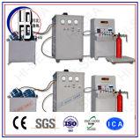 6-12kg / Min Extintor de incêndio Máquina de enchimento de CO2 Fabricante