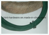 Fio galvanizado revestido PVC do ferro Bwg8-Bwg22