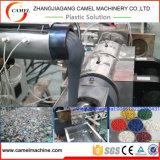 Machine en plastique de pelletisation de film de PE réutilisant l'extrudeuse