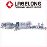 300bph 5 Galão Barreled Garrafas de água da linha de produção na China Fabricação