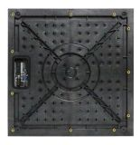 고해상 P3.91 500*500 발광 다이오드 표시 Diecasting 알루미늄 단면도 빈 내각 위원회