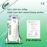 Multifunctioneel IPL & e-Licht & de Apparatuur van de Schoonheid van de Verwijdering van de Tatoegering van de Laser YAG (E8B)