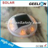 LEDの点滅の道のマーカー/丸型の太陽道のスタッド