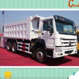 아주 새로운 중국 HOWO 팁 주는 사람 트럭