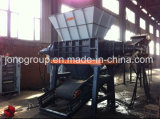 desfibradora del Dual-Eje 1PSL3414A (esquileo) para el metal que recicla industria