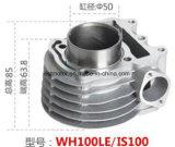 Motorrad-zusätzlicher Motorrad-Zylinder für Wh100le/Is100/Gcc100/Activa