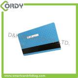 Carteira de cartão de PVC com fita magnética RFID