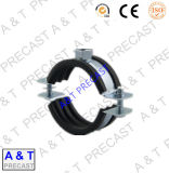 Hot Sale Hose Clamp with EPDM Inlay with High Quality