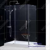 2014년 중국 Manufacturer Sliding Door 10mm Tempered Glass 샤워실