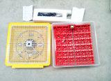 Les incubateurs d'oeufs de poulet Mini automatique/144oeuf de caille incubateur