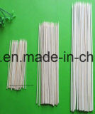 Barbacoa palo de bambú del pincho con el logotipo de encargo / palillos de bambú