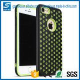 Ineinander greifen, das Shockproof Plastiktelefon-Kasten für iPhone 7plus abkühlt