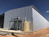 Prefab цыплятина пакгауза стальной рамки конструкции конструкции расквартировывает сарай хранения
