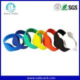 Pulsera del silicio RFID
