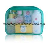 Toiletry van de Make-up van pvc de Kosmetische Zak van de Reis van de Organisator van de Verpakking van de Gift