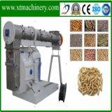 Centrífuga eficiente, Anillo Die Máquina de pellets para la máquina de procesamiento de madera