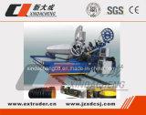 Chaîne de production de pipe de HDPE de carat