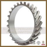 Небольшой вес, безопасной эксплуатации алмазного фрезерования колеса для полировки, для измельчения