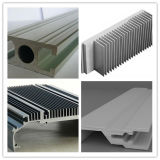 Dissipatore di calore di alluminio di rivestimento del laminatoio di profilo
