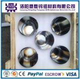 Crisol del tungsteno del fabricante 99.95% de China Luoyang para derretir