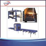 Máquina de processamento de aço da perfuração de estaca do plasma dos feixes