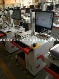 Máquina de gravura da marcação do laser da fibra de Raycus 20With30W
